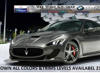2018 Maserati GranTurismo Convertible lease in New York,NY - Swapalease.com