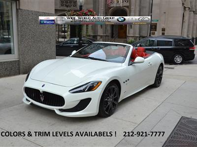 2019 Maserati GranTurismo lease in New York,NY - Swapalease.com