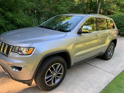 2018 Jeep Grand Cherokee lease in Macomb,MI - Swapalease.com