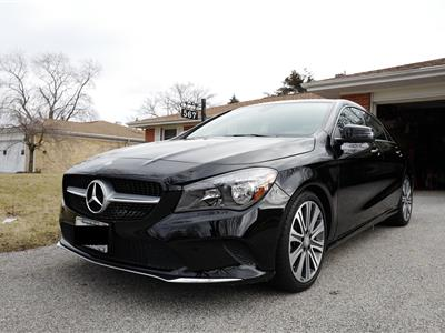 2017 Mercedes-Benz CLA Coupe lease in Des Plaines,IL - Swapalease.com