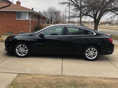 2017 Chevrolet Malibu lease in Clinton Township,MI - Swapalease.com