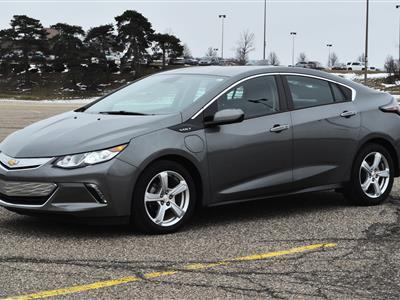 2017 Chevrolet Volt lease in utica,MI - Swapalease.com