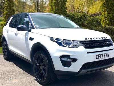 2017 Land Rover Discovery Sport lease in Orange ,CA - Swapalease.com