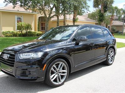 2018 Audi Q7 lease in Lake Worth,FL - Swapalease.com