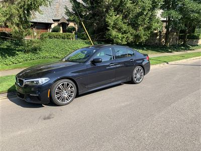 2018 BMW 5 Series lease in Rocky River,OH - Swapalease.com