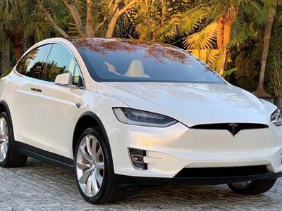 2018 Tesla Model X lease in Ladera Ranch,CA - Swapalease.com