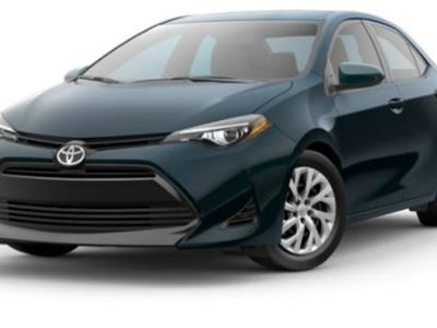 2019 Toyota Corolla lease in Carry,NC - Swapalease.com