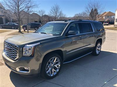 2018 GMC Yukon XL lease in Shelby Twp.,MI - Swapalease.com