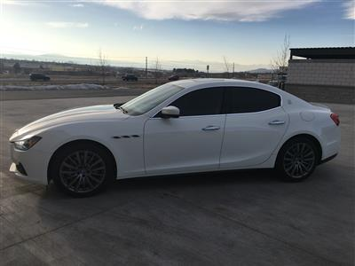 2017 Maserati Ghibli lease in CASTLE ROCK,CO - Swapalease.com