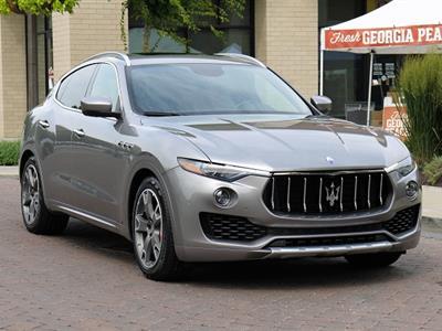 2017 Maserati Levante lease in Trabuco Canon,CA - Swapalease.com