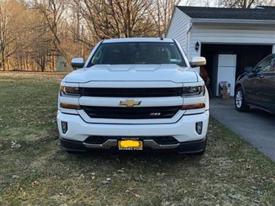 2017 Chevrolet Silverado 1500 lease in pittsford,NY - Swapalease.com