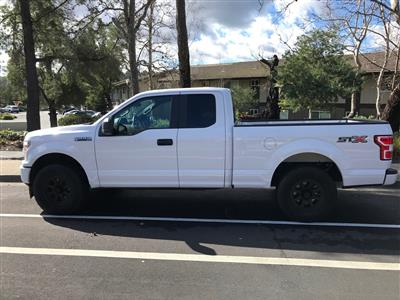 2018 Ford F-150 lease in Walnut Creek,CA - Swapalease.com