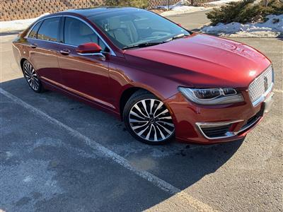 2017 Lincoln Mkz Lease In Lone Tree Co Swapalease