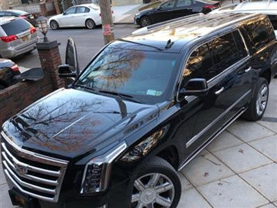 2017 Cadillac Escalade ESV lease in BROOKLYN,NY - Swapalease.com