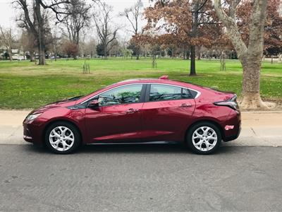 2017 Chevrolet Volt lease in Sacramento,CA - Swapalease.com