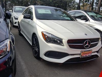 2018 Mercedes-Benz CLA Coupe lease in Los Angles,CA - Swapalease.com