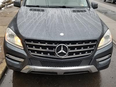 2012 Mercedes-Benz M-Class lease in Philadelphia,PA - Swapalease.com