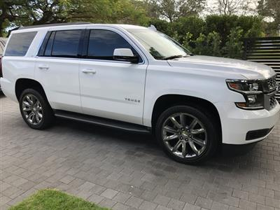 2018 Chevrolet Tahoe lease in Miami,FL - Swapalease.com