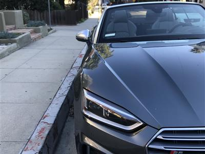 2018 Audi S5 Cabriolet lease in Santa Monica ,CA - Swapalease.com