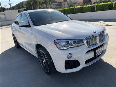 2018 BMW X4 lease in Monterey Park,CA - Swapalease.com