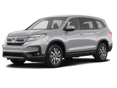 2019 Honda Pilot lease in Dearborn Heights,MI - Swapalease.com