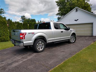 2018 Ford F-150 lease in Herkimer,NY - Swapalease.com