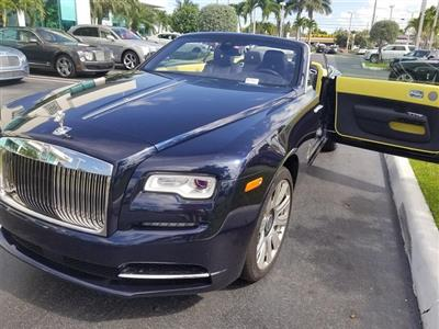 2018 Rolls-Royce Dawn lease in Palm Beach Gardens,FL - Swapalease.com