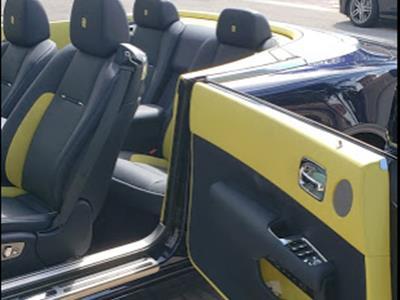 2018 Rolls-Royce Dawn lease in Palm Beach Gardens,FL - Swapalease.com