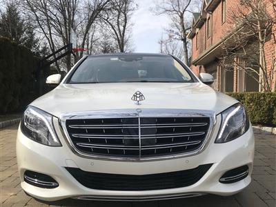 2016 Mercedes-Benz S-Class Maybach lease in Englewood,NJ - Swapalease.com
