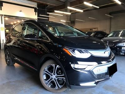 2017 Chevrolet Bolt EV lease in Santa Monica,CA - Swapalease.com