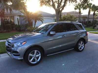 2016 Mercedes-Benz GLE-Class lease in Lake Worth,FL - Swapalease.com