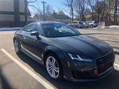 2018 Audi TT Coupe lease in Madison,NJ - Swapalease.com
