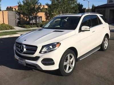 2017 Mercedes-Benz GLE-Class lease in IRVINE,CA - Swapalease.com