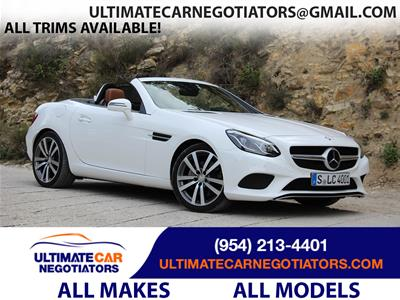 2019 Mercedes-Benz SLC Roadster lease in Fort Lauderdale,FL - Swapalease.com