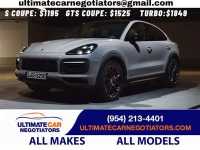 2020 Porsche Cayenne lease in Fort Lauderdale,FL - Swapalease.com
