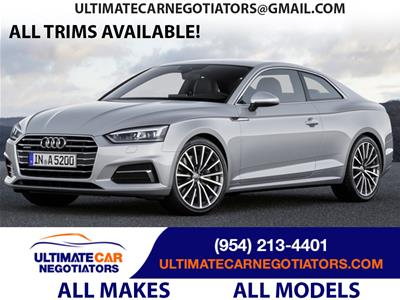 2019 Audi A5 Coupe lease in Fort Lauderdale,FL - Swapalease.com
