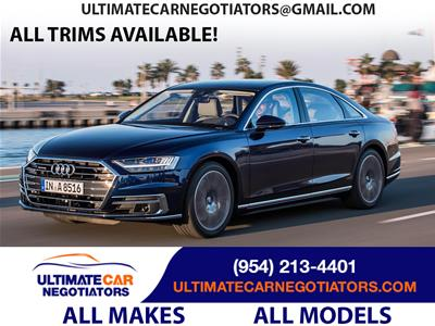 2019 Audi A8 lease in Fort Lauderdale,FL - Swapalease.com