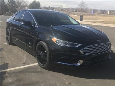 2018 Ford Fusion Energi lease in Highlands Ranch,CO - Swapalease.com