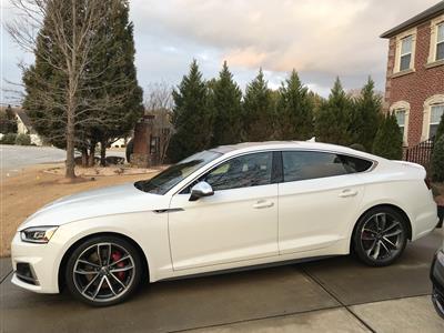 2018 Audi S5 Sportback lease in Lithonia,GA - Swapalease.com