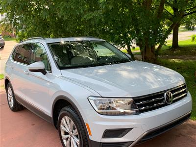 2018 Volkswagen Tiguan lease in Hockessin,DE - Swapalease.com