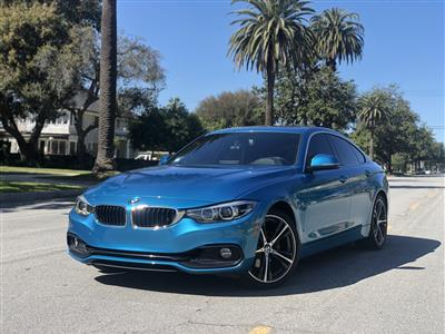 2018 BMW 4 Series lease in PASADENA,CA - Swapalease.com