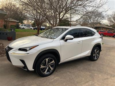 2018 Lexus NX 300h lease in Richardson,TX - Swapalease.com