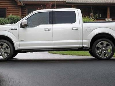 2018 Ford F-150 lease in SOWLERVILLE,MI - Swapalease.com