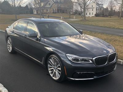 2016 BMW 7 Series lease in Newtown Square,PA - Swapalease.com