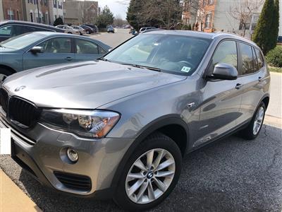 2017 BMW X3 lease in Hoboken,NJ - Swapalease.com
