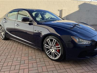 2015 Maserati Ghibli lease in Hasbrouck Heights,NJ - Swapalease.com