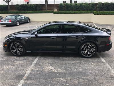 2017 Audi A7 lease in Dallas,TX - Swapalease.com