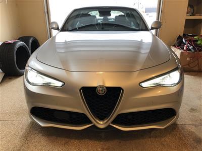 2018 Alfa Romeo Giulia lease in West Des Moines,IA - Swapalease.com