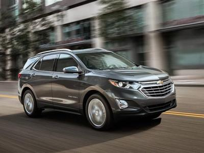 2019 Chevrolet Equinox lease in New York,NY - Swapalease.com