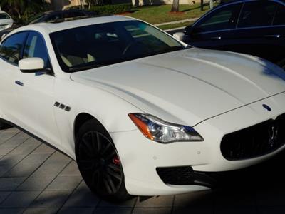2015 Maserati Quattroporte lease in West Palm Beach,FL - Swapalease.com